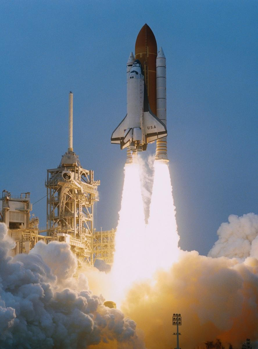 space shuttle challenger - HD 888×1200