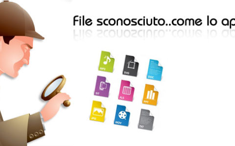 Aprire un file sconosciuto su Windows